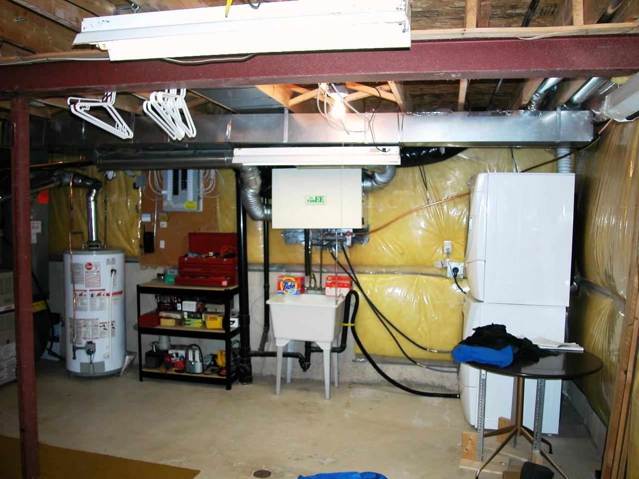 3 Dehumidifier Installation