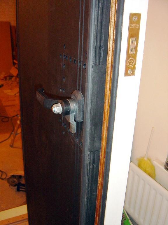 Paul Woodlock S Door Pictures